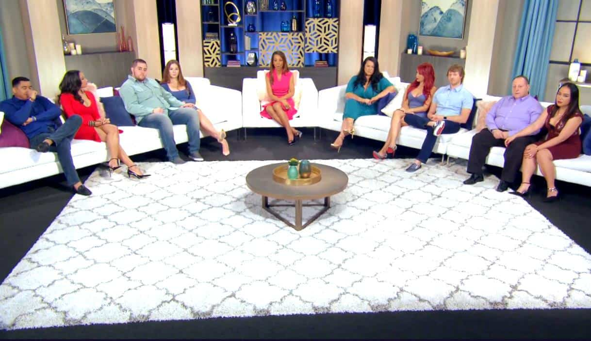 90 Day Fiance Happily Ever After Tell All Part I Recap