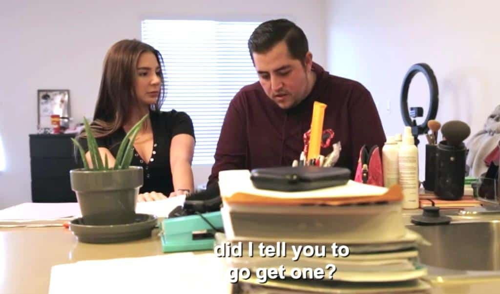 90 Day Fiance Happily Ever After the End of the Line Anfisa and Jorge