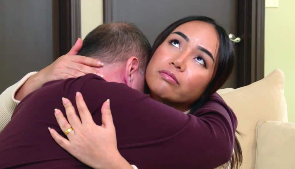 90 Day Fiance Happily Ever After the End of the Line David and Annie