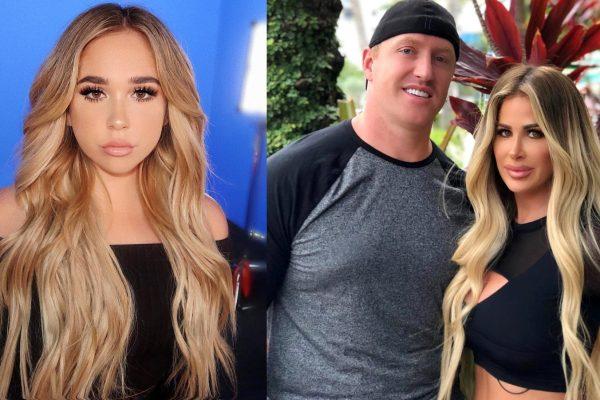 Ariana Biermann shocking tweet about parents Kim and Kroy Biermann