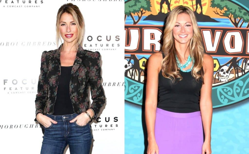 Southern Charm Ashley Jacobs and Chelsea Meissner
