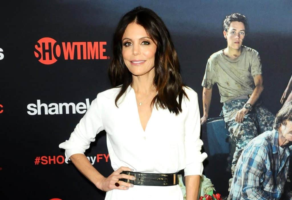 RHONY Bethenny Frankel B Strong Charity