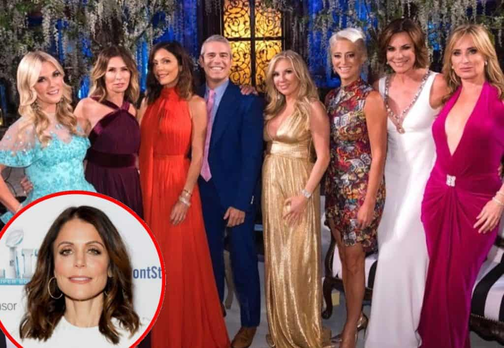 Bethenny Frankel not liked by RHONY Cast