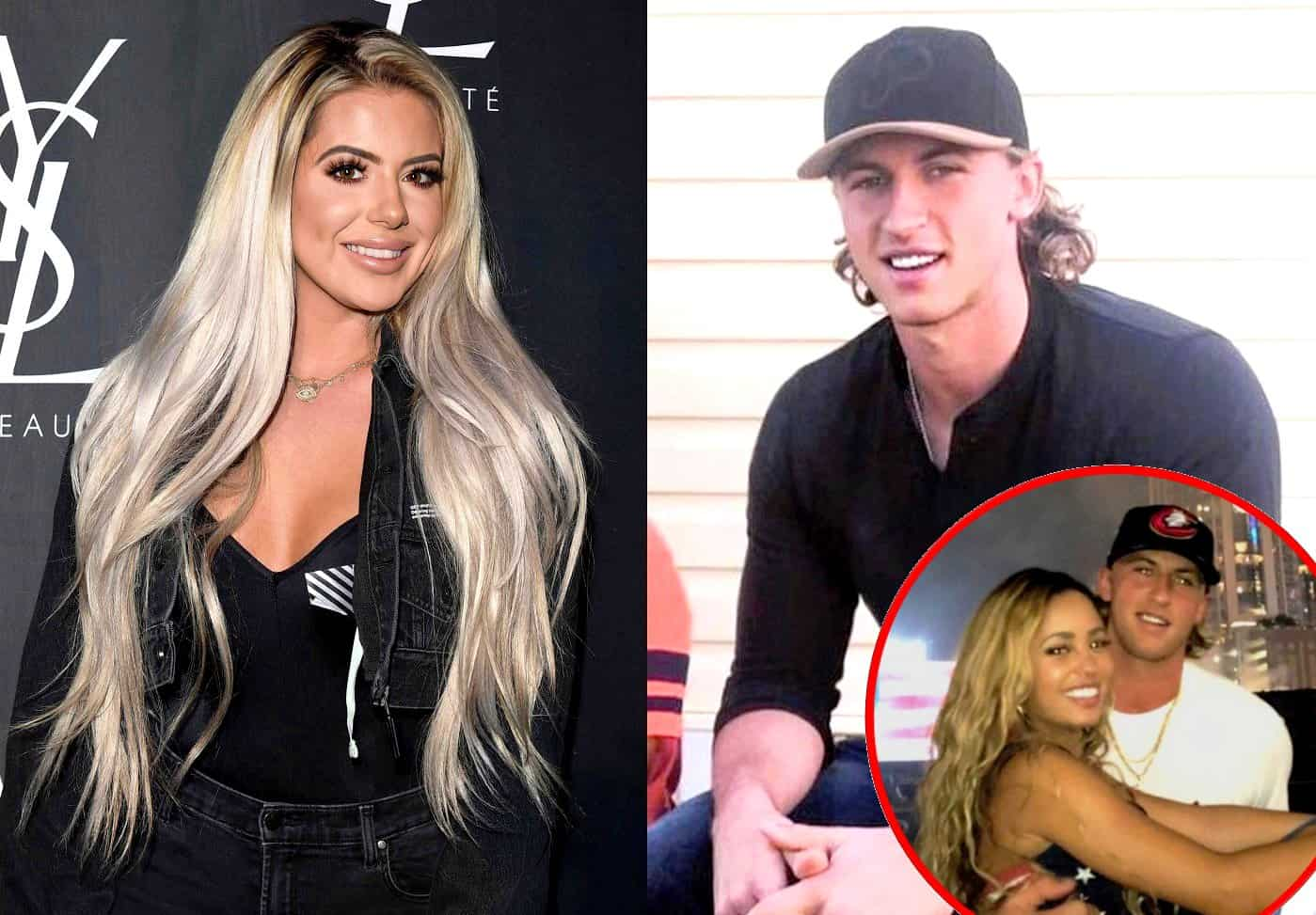 Brielle biermann dating 50 cents son
