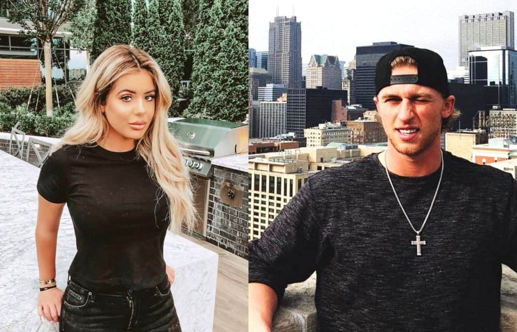 Brielle Biermann and Michael Kopech Cheating Caused Break Up