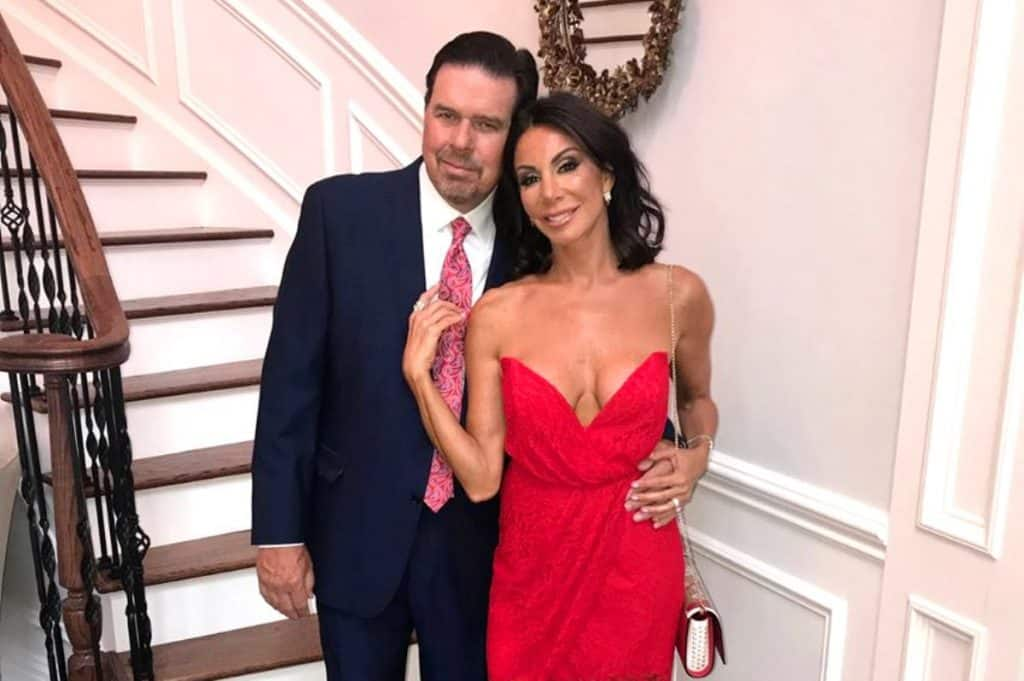 RHONJ's Danielle Staub Calls Police On Marty After Domestic Disturbance