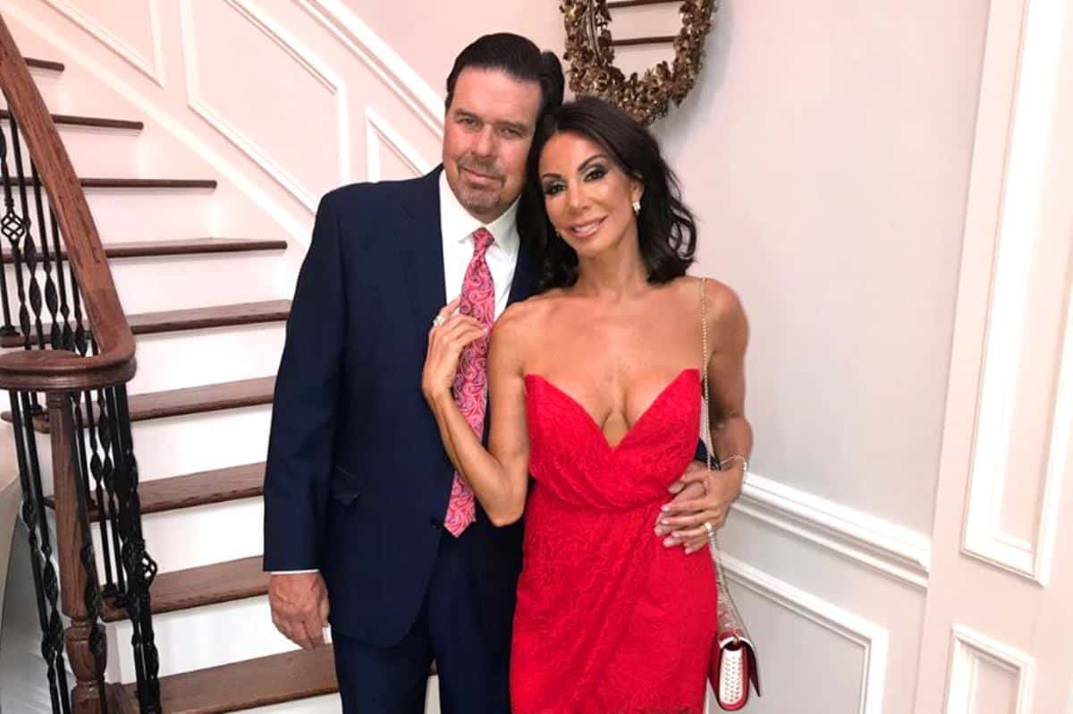 RHONJ Danielle Staub and Marty Caffrey divorce