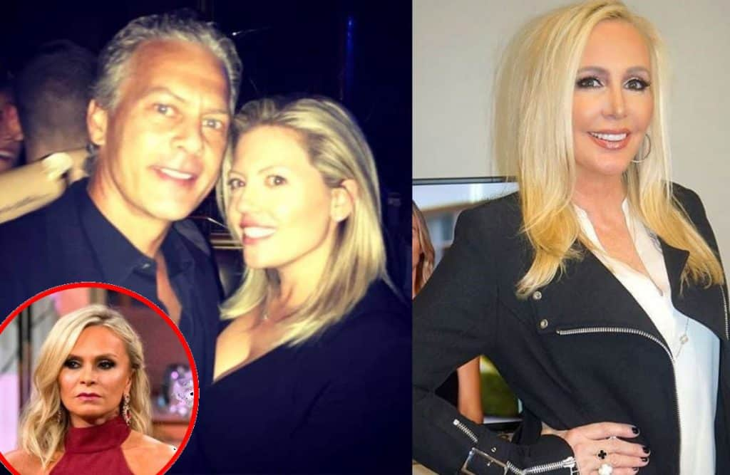 RHOC David Beador and Girlfriend Lesley Cook Photos Shannon Tamra