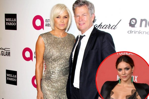 David Foster and Yolanda Hadid Update Katharine McPhee