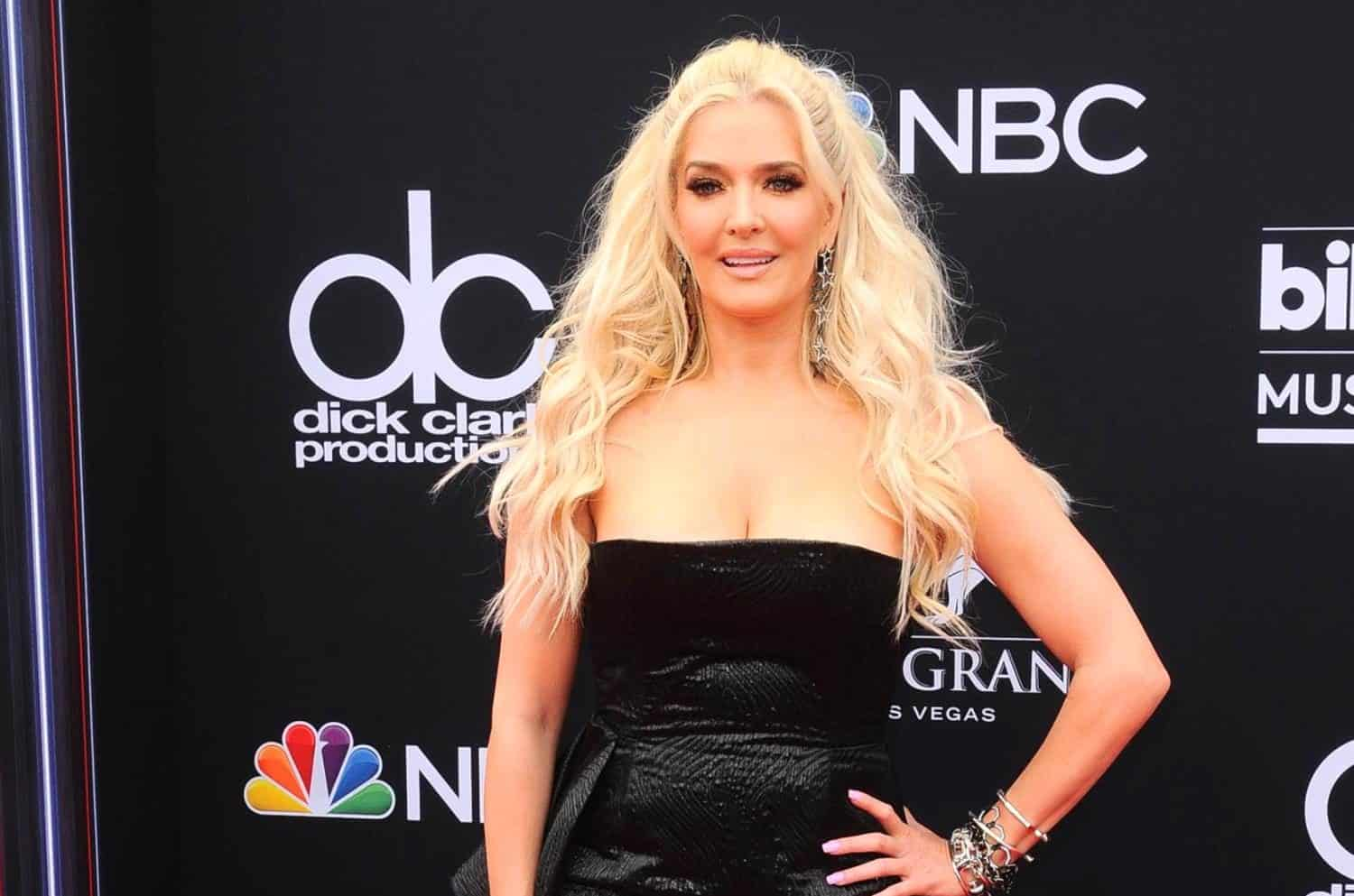 RHOBH Erika Jayne Interview