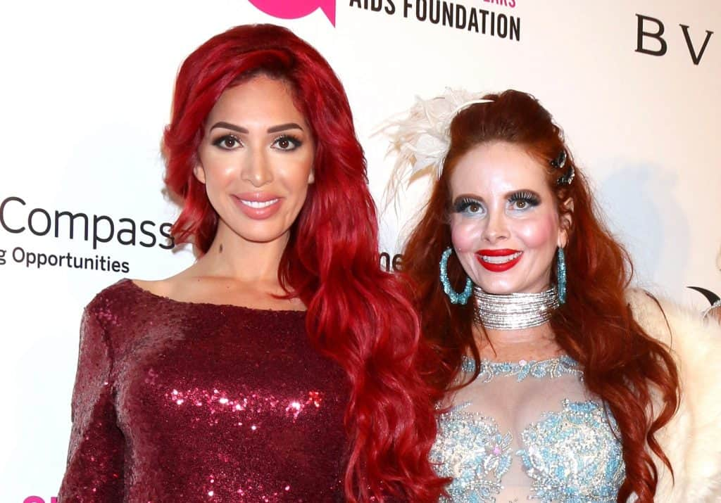 Farrah Abraham and Phoebe Price Feud
