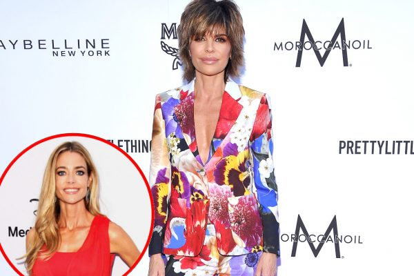 Is Lisa Rinna Quitting the RHOBH Denise Richards joins show