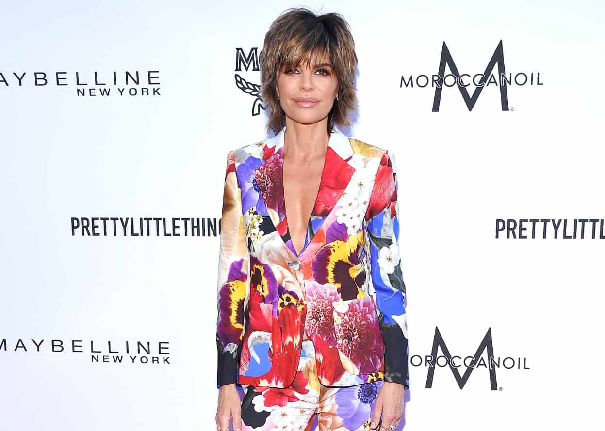 "Is Lisa Rinna the Next Kris Jenner? The RHOBH Star is Reportedly Ready to Cash in on Amelia Hamlin's Relationship With Scott Disick as She's Slammed for ""Disturbing"" 'WAP' Video"