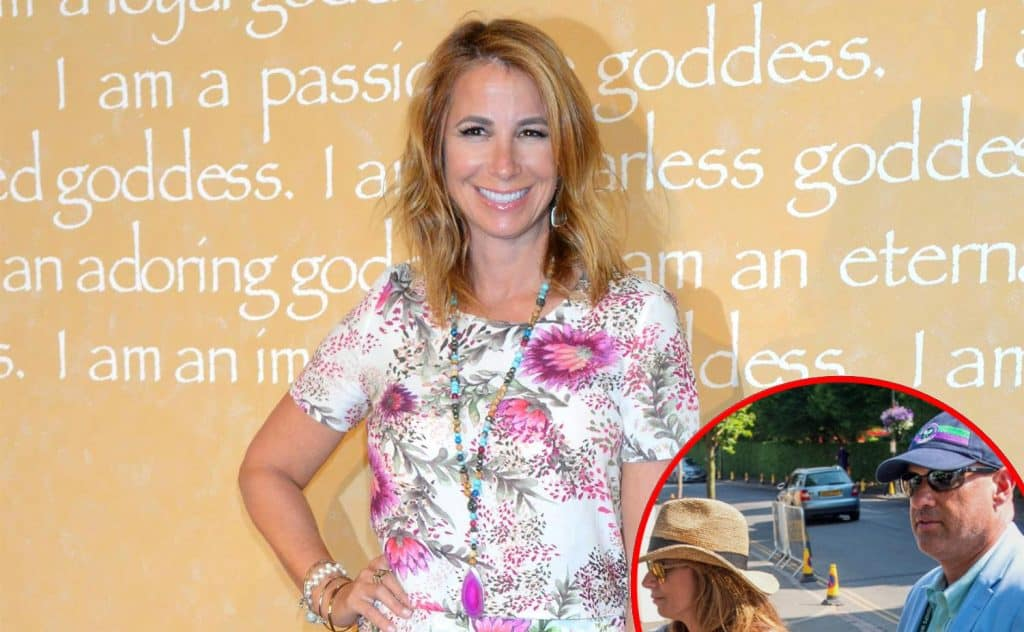 RHONY Jill Zarin Talks Dating