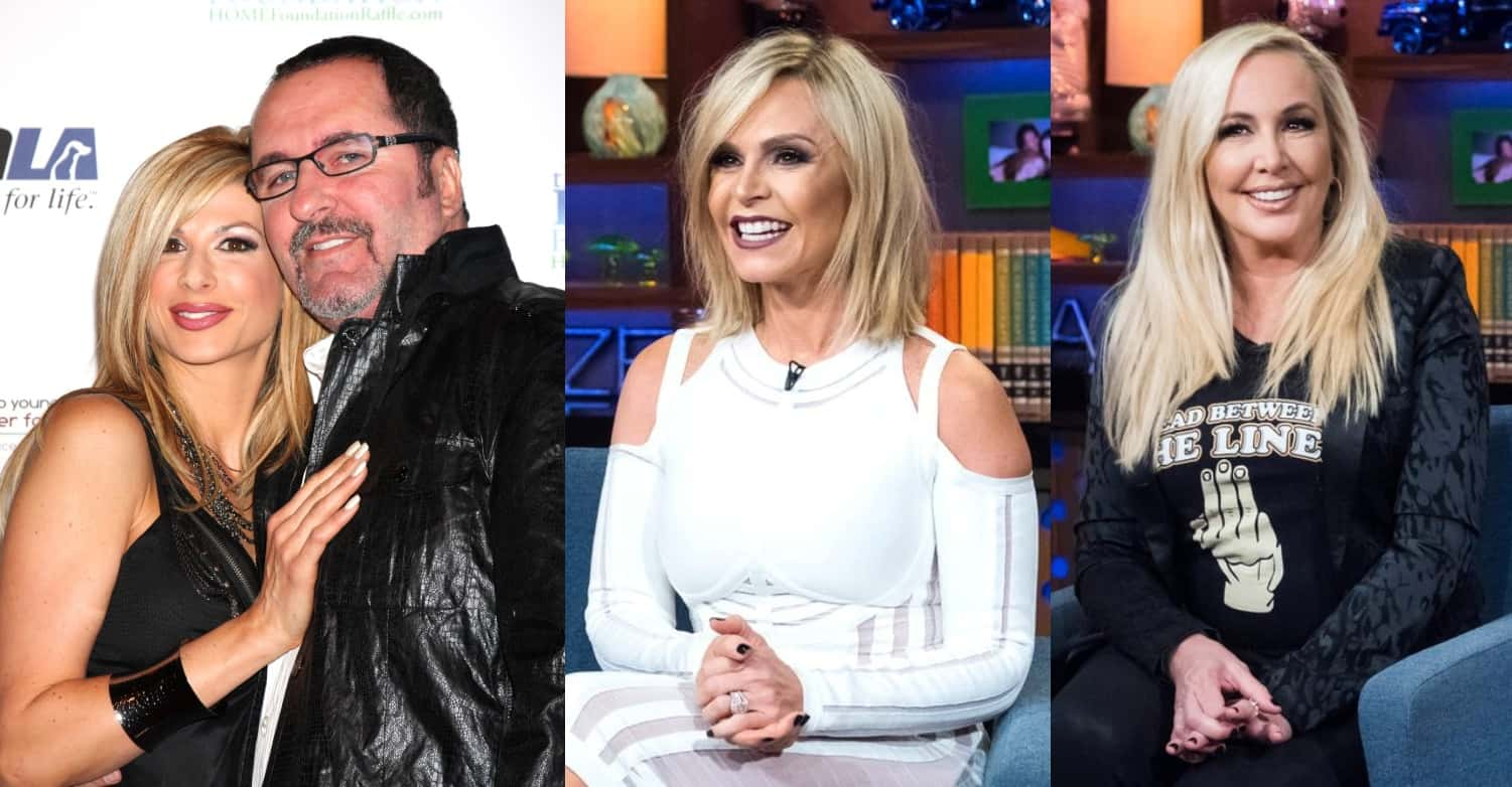 RHOC Jim Bellino Calls Out Tamra Judge and Shannon Beador