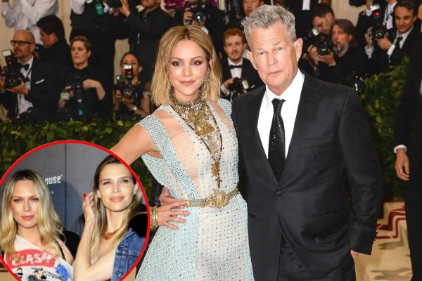 Erin Foster and Sara Foster React to David Foster and Katharine McPhee's Engagement