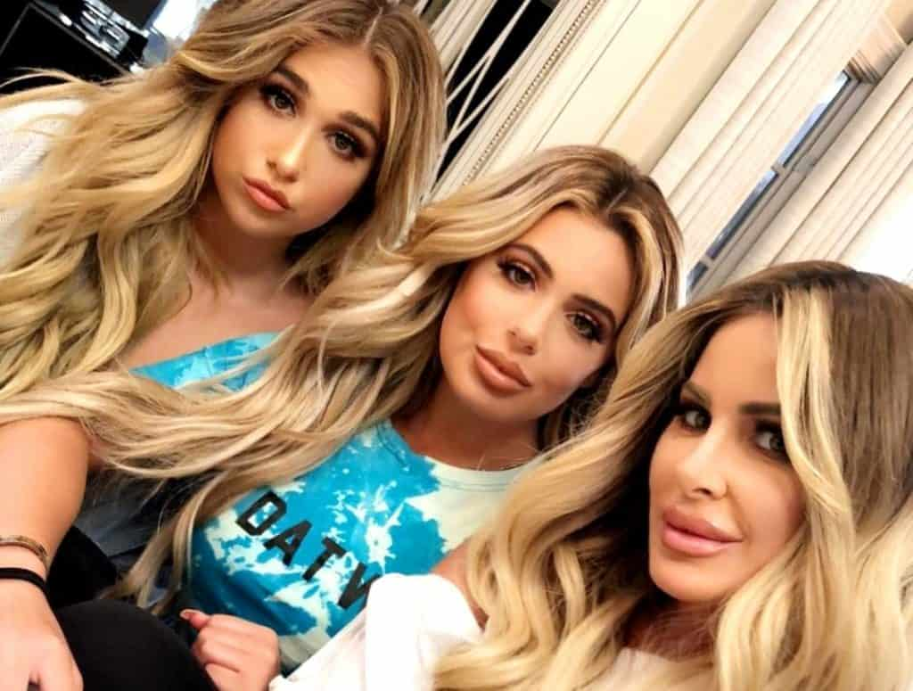 Kim Zolciak Slammed for Posting Inappropriate Picture of Daughter Ariana