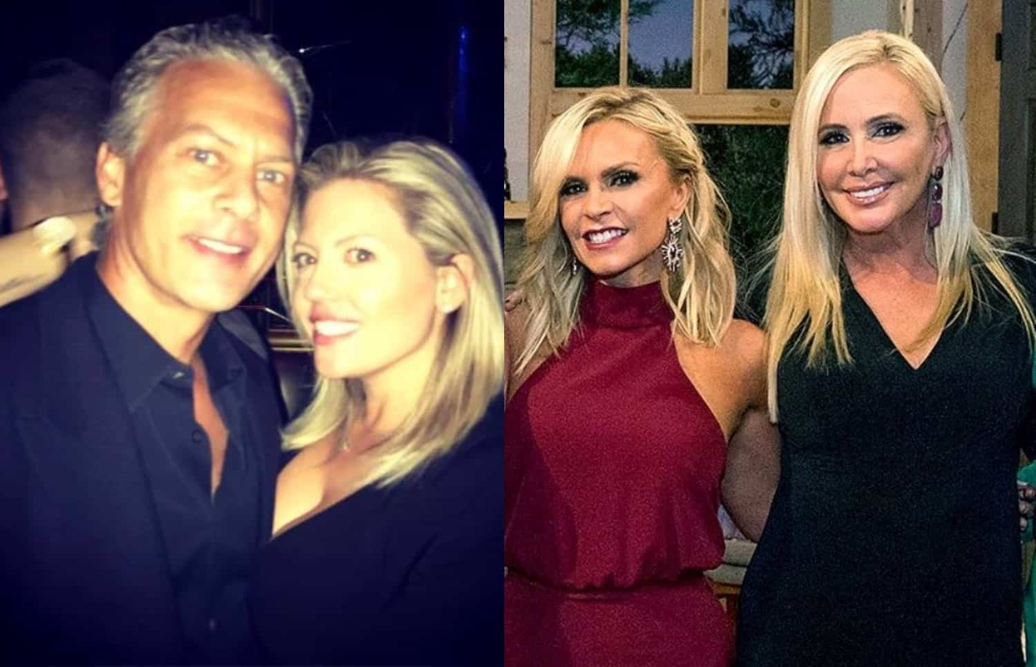 Lesley Cook Responds to RHOC's Tamra Judge Diss