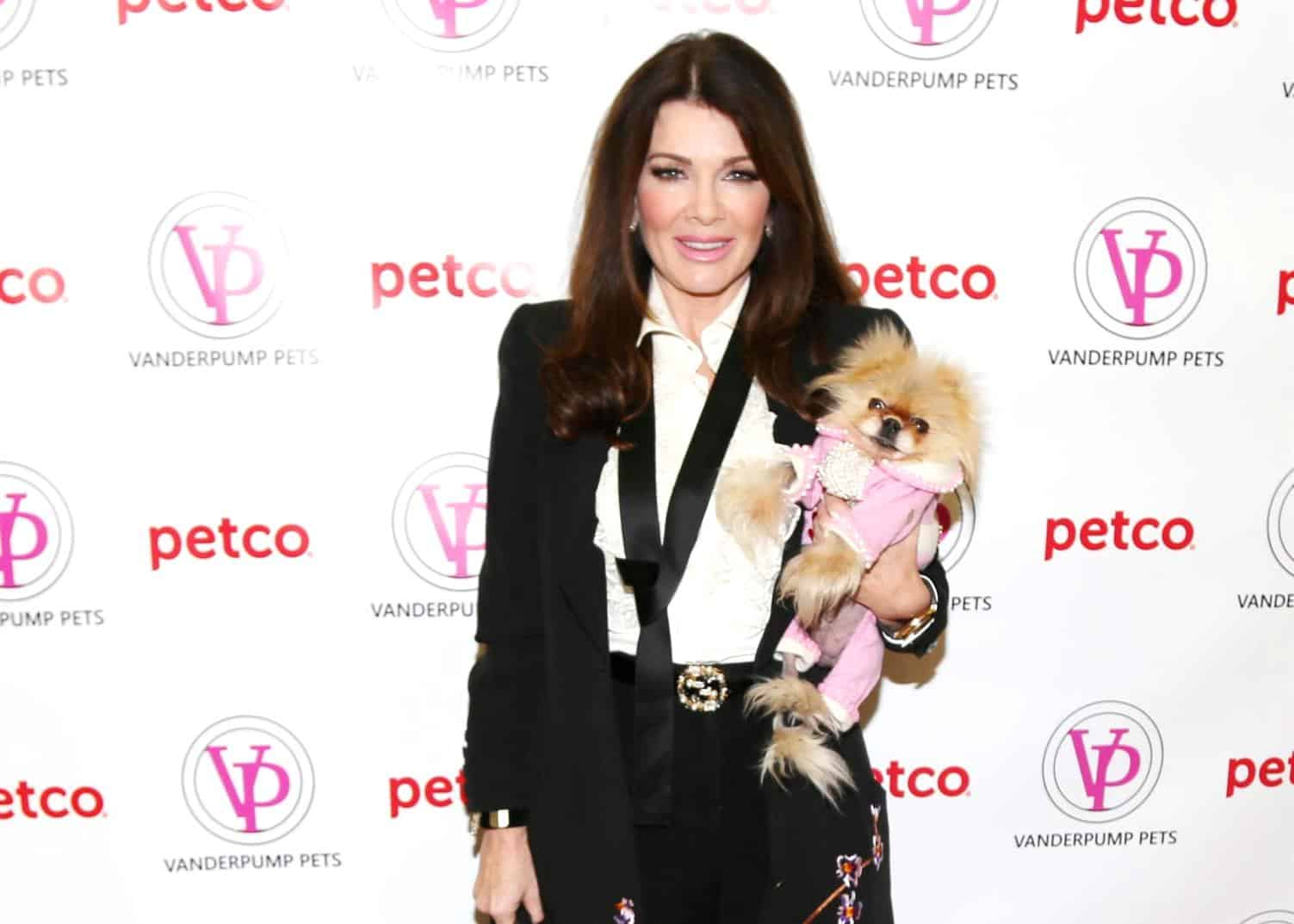 RHOBH Alum Lisa Vanderpump Mourns the Death of Dog Giggy, See the Vanderpump Rules Star's Sweet Tribute to Her Beloved Pooch
