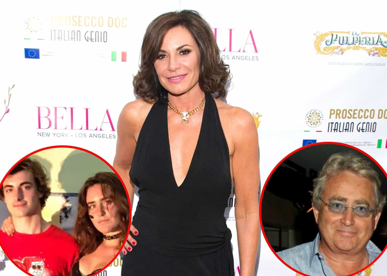 RHONY's LuAnn De Lesseps Is Being Sued By Her Kids & Ex-Husband