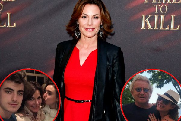RHONY LuAnn De Lesseps Sued by Kids Noel and Victoria de Lesseps Ex-Husband Count Alex