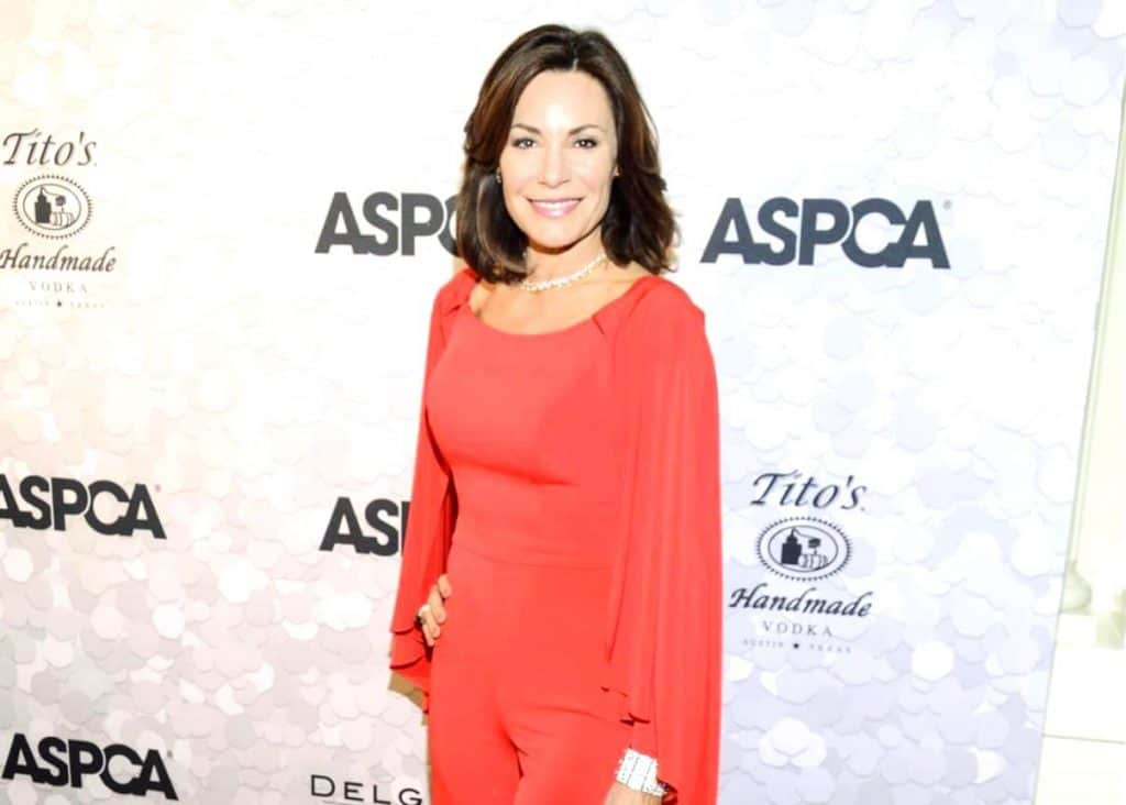 RHONY Star LuAnn De Lesseps Violates Probation by Drinking Alcohol After Rehab