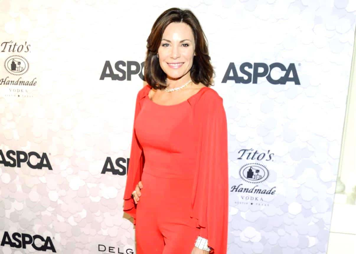 Luann de Lesseps Sued by Ex-Husband and Kids Over Trust