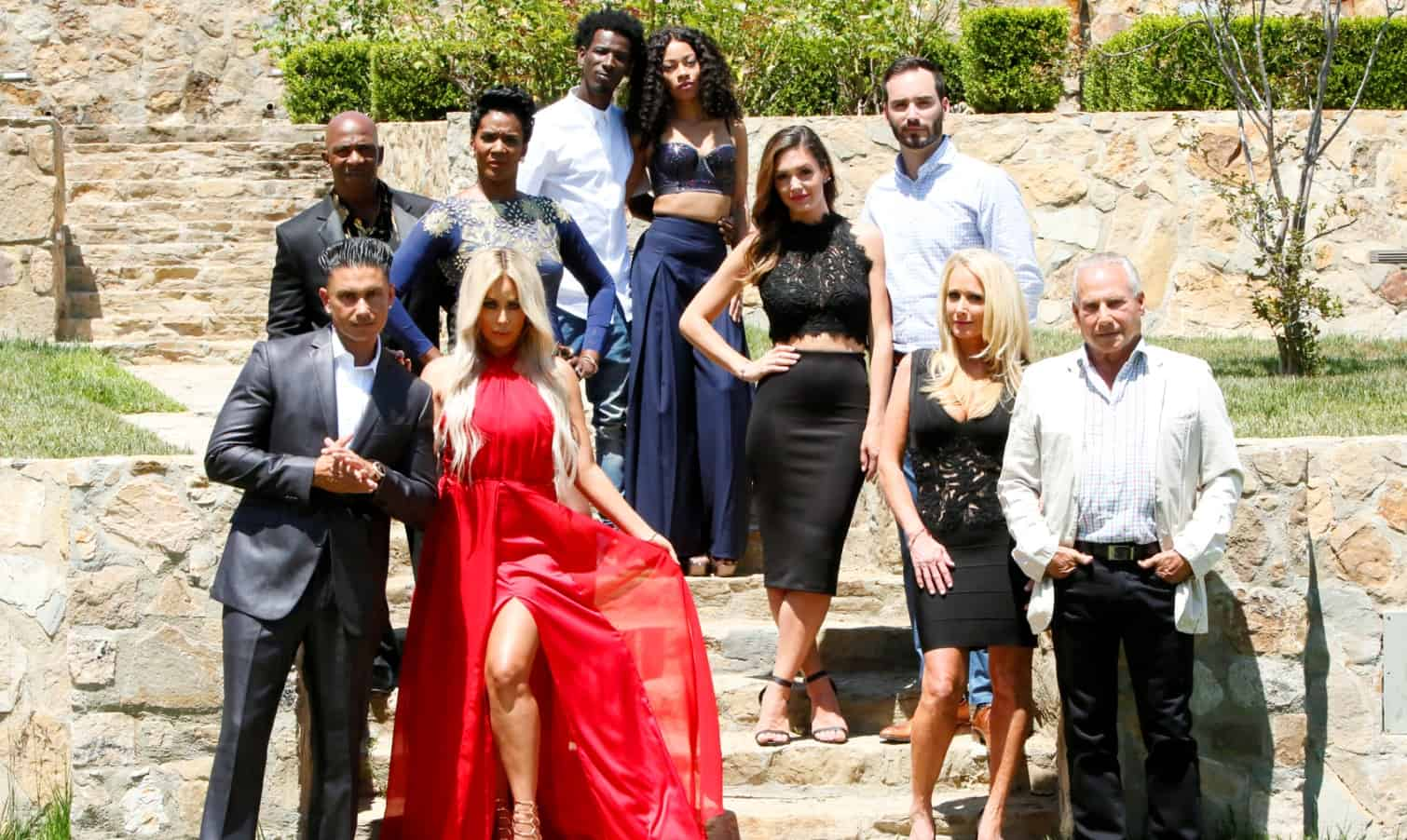 Celebrity Cast of Marriage Boot Camp Revealed - In Touch ...