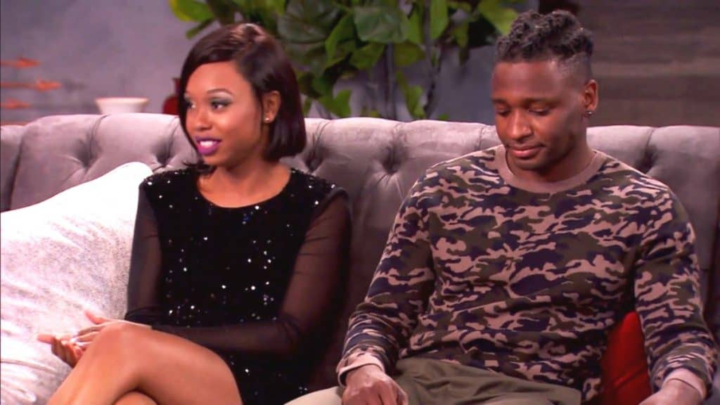 Married at First Sight Happily Ever After Spinoff Shawniece and Jephte