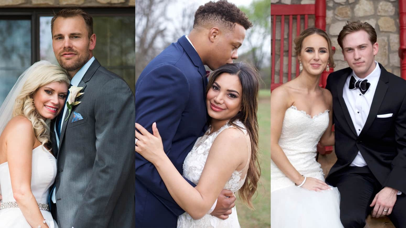Married at First Sight Season 7 Couples MAFS Dallas