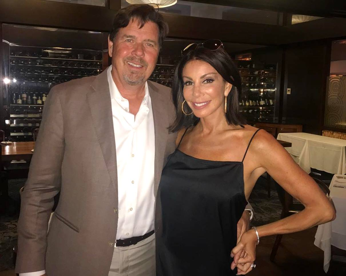 RHONJ Marty Caffrey and Danielle Staub Divorce
