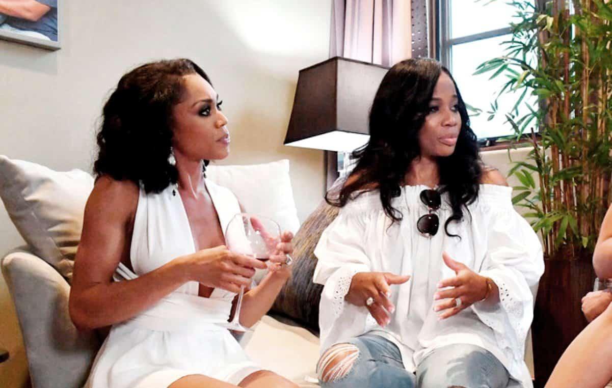 RHOP Monique Samuels VS Charrisse Jackson-Jordan