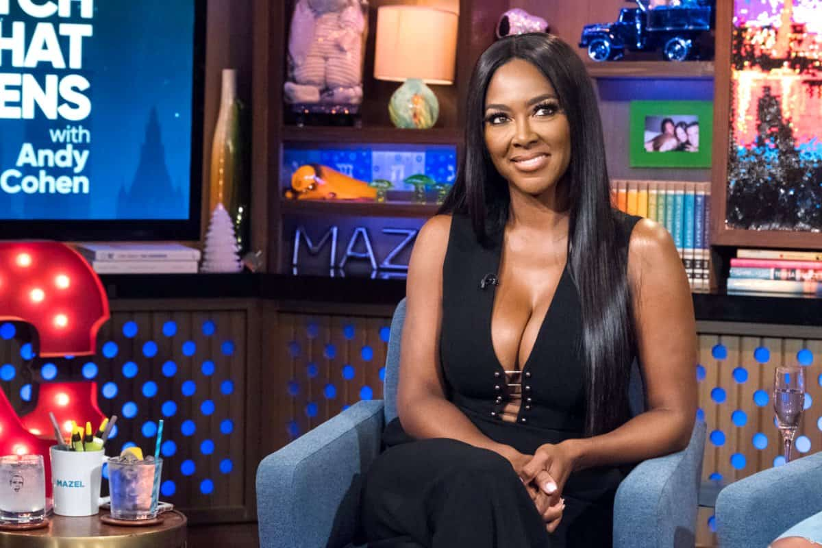 Kenya Moore talks Leaving RHOA