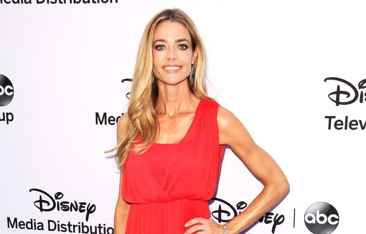 RHOBH Denise Richards Sued by American Express