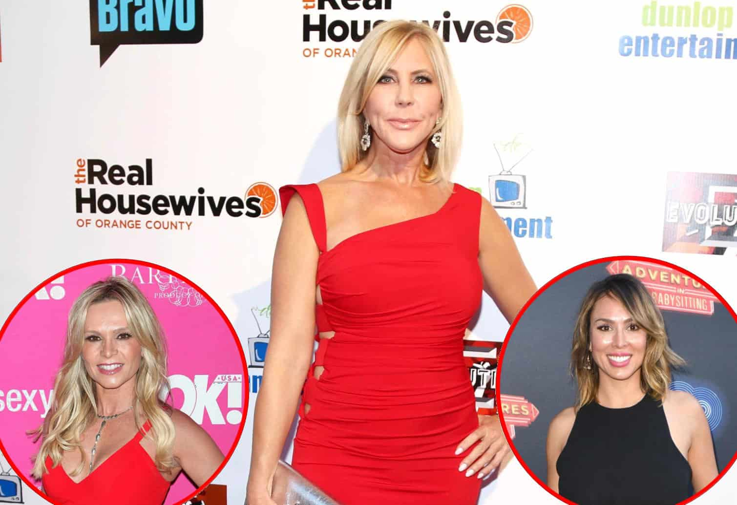 RHOC Vicki Gunvalson Tamra Judge and Kelly Dodd