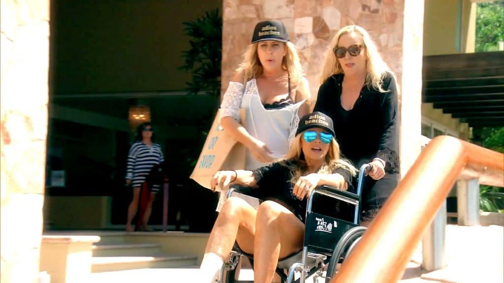 RHOC Recap Vicki Tamra and Shannon in Mexico