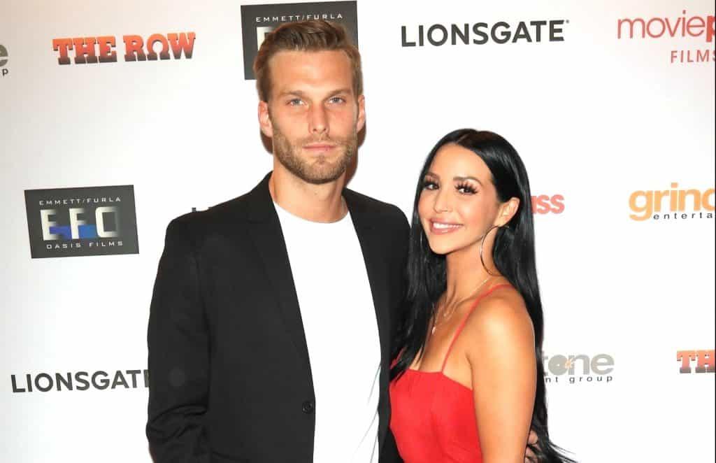 Vanderpump Rules Scheana Marie and Adam Spott Dating