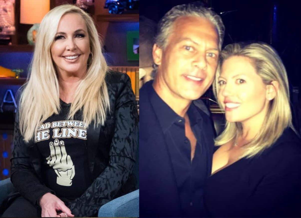 RHOC Shannon Beador vs David Beador and Lesley Cook