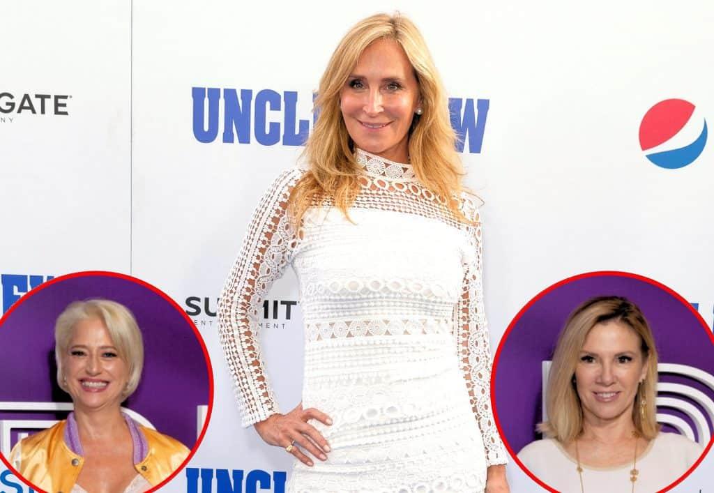 RHONY Sonja Morgan Talks Dorinda Medley and Ramona Singer