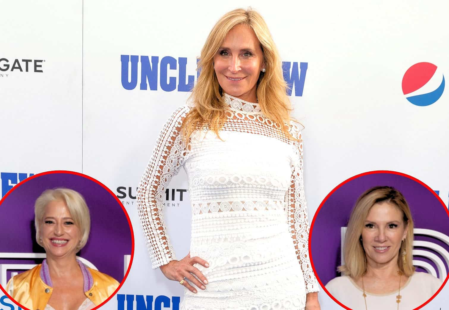 RHONY Sonja Morgan Talks Dorinda Medley and Ramona Singer