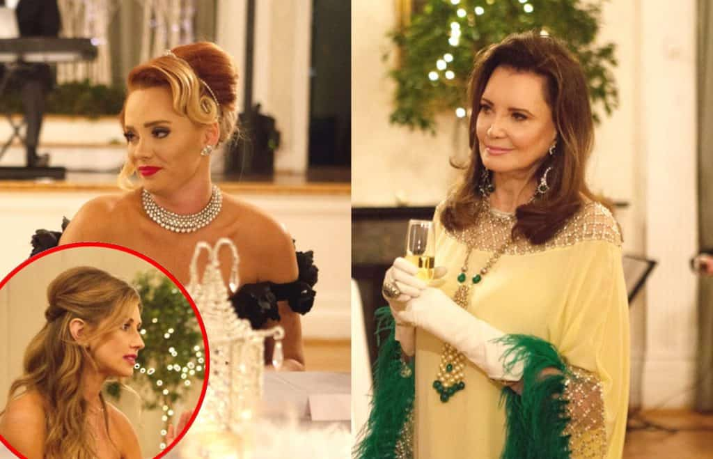 Southern Charm's Kathryn Dennis and Patricia Diss Ashley Jacobs After Ambush