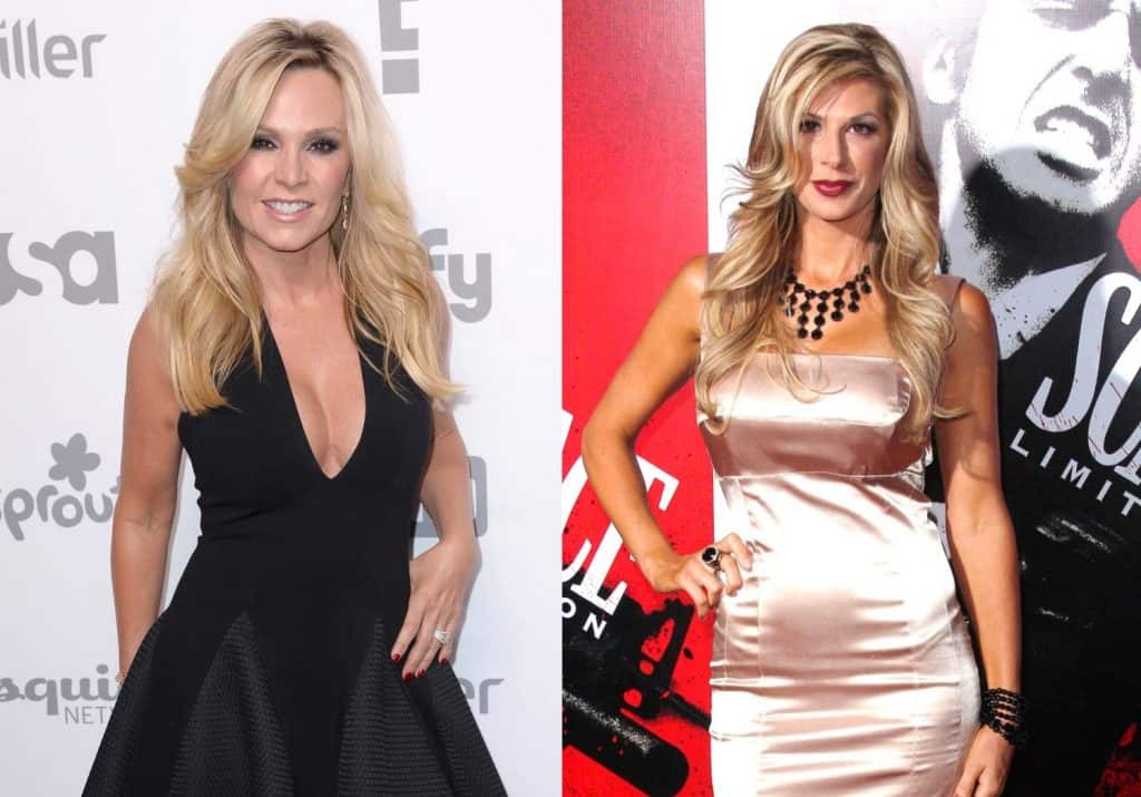 RHOC Tamra Judge Talks Jim and Alexis Bellino Divorce