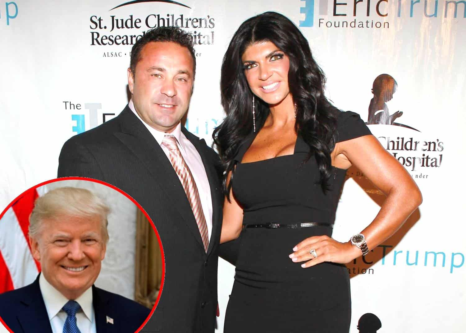 President Trump Refused to help RHONJ Teresa's husband Joe Giudice Avoid Deportation
