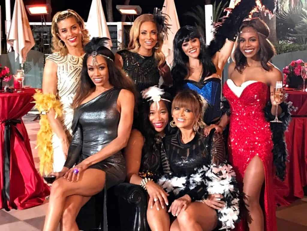 The Real Housewives of Potomac Recap Cannes Cast Photo