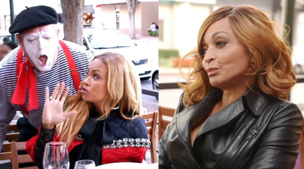 The Real Housewives of Potomac Recap: Mime Your Own Business