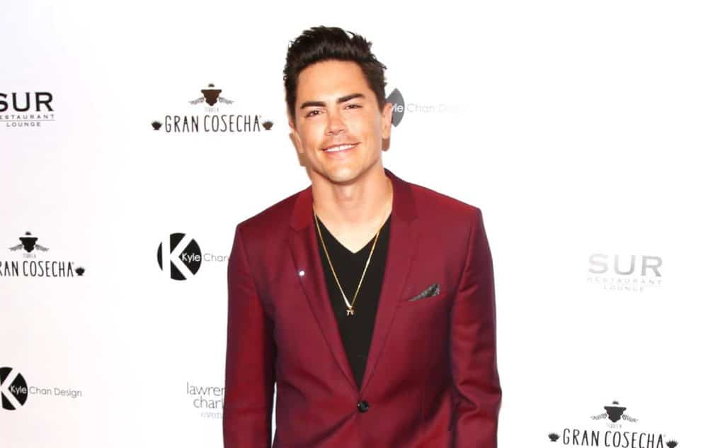 PHOTO: Tom Sandoval Debuts a New Blonde Hairstyle on Instagram, Plus How the Vanderpump Rules Star and Business Partner Tom Schwartz Teamed Up For a Good Cause