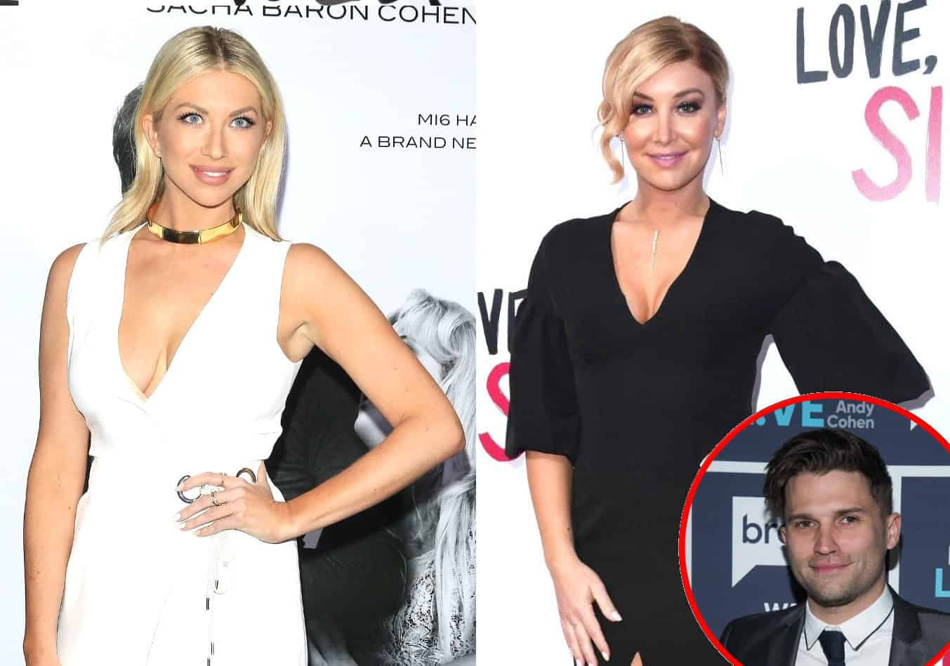 Vanderpump Rules Stassi Schroeder and Tom Schwartz vs Billie Lee