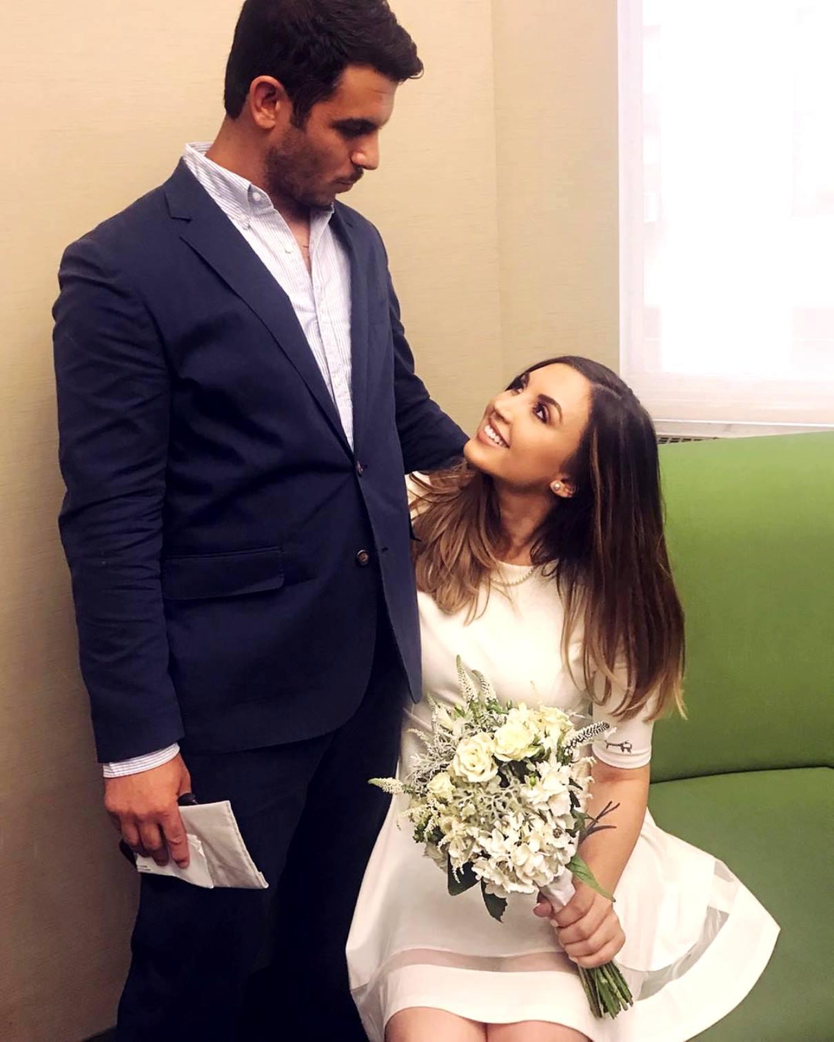 RHONJ Ashlee Holmes and Pete Malleo Married