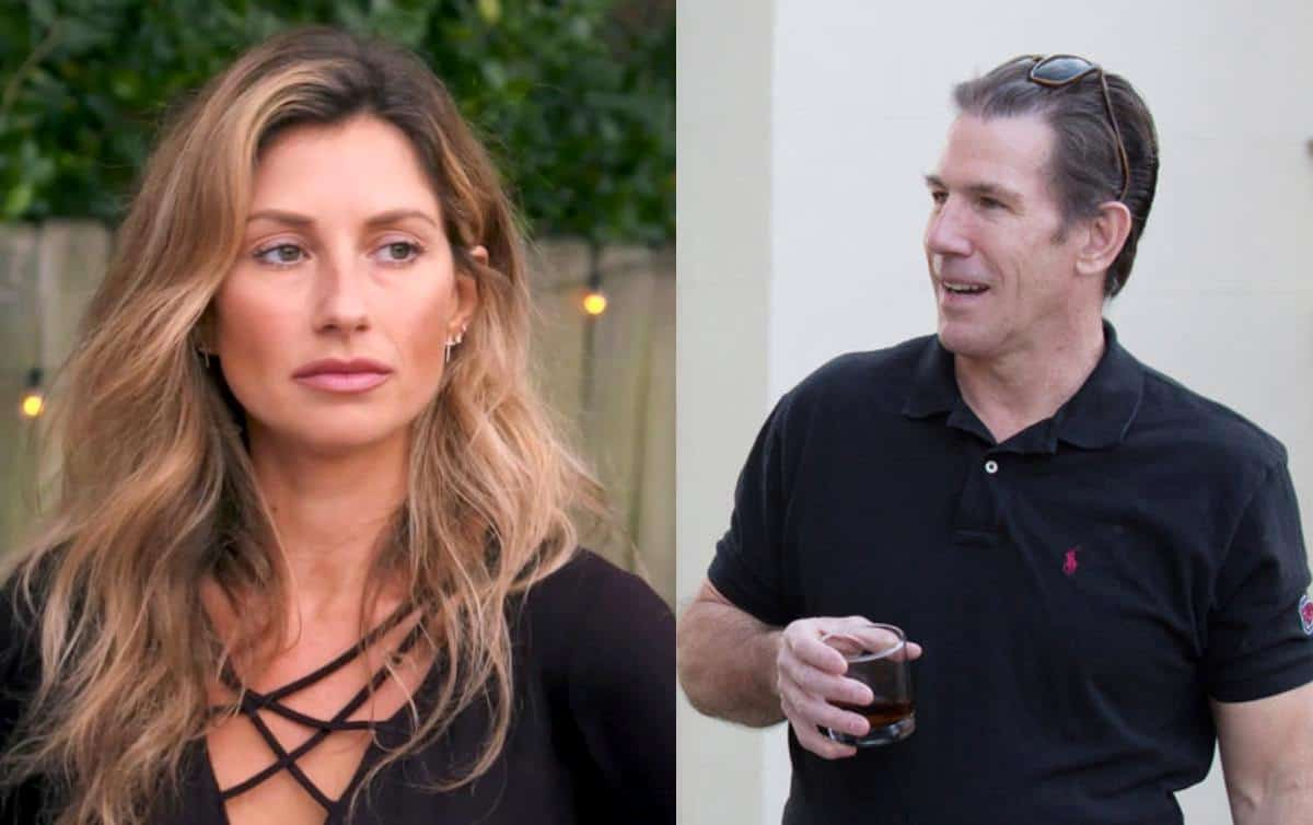 Southern Charm's Thomas Ravenel and Ashley Jacobs Dating Update