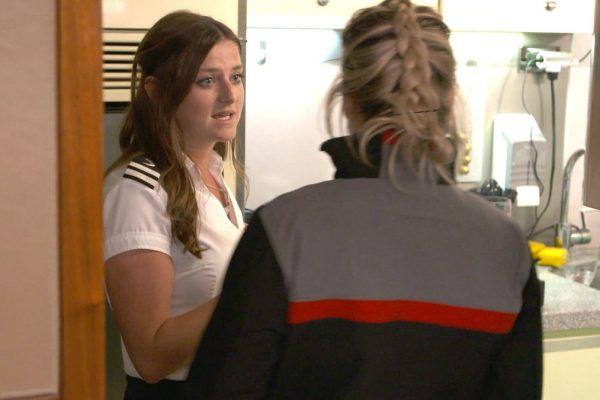 Below Deck Mediterranean Recap We Used To Be Friends Brooke and Hannah
